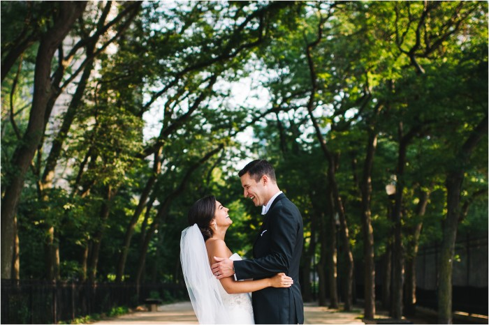 Julie & Chris | Chicago Wedding at River Roast