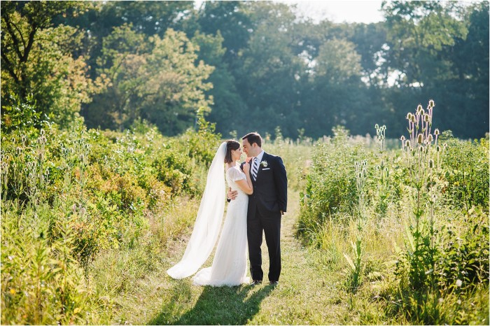 Matt & Anna's Wedding | Napa Valley Meets Midwest Prairie