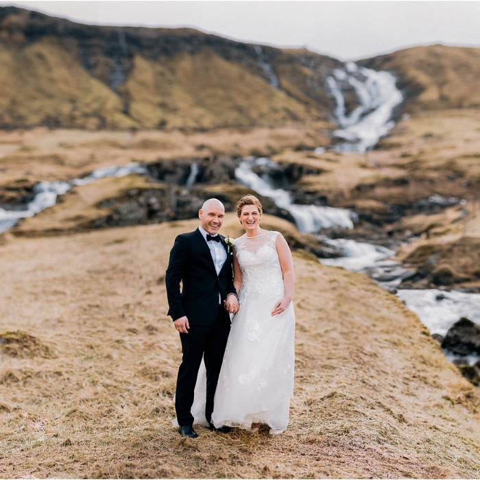 Faroe Islands Wedding Photography | Børge and Elisabeth