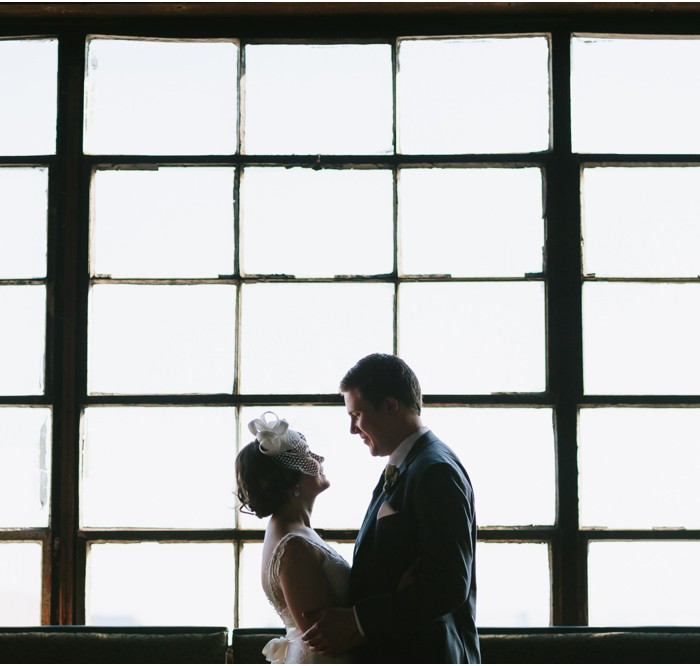 Lindsey & Austin | Salvage One Chicago Wedding